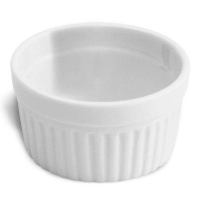 Ramequim Grande 10cm Alfa Porcelanas