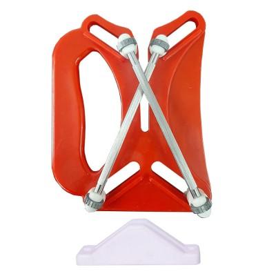 Afiador de facas manual Profissional Supra Korte