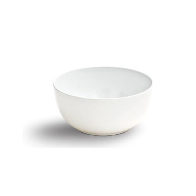 Bowl Round Branco 15cmX6,8cm Melamina Haus Brinox