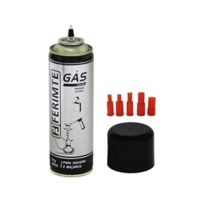Gás para isqueiros e maçaricos 300ml Ferimte
