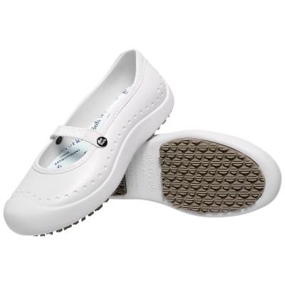 Calçado Profissional Antiderrapante Soft Works Branco