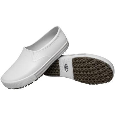 Calçado Antiderrapante Profissional Soft Works Branco
