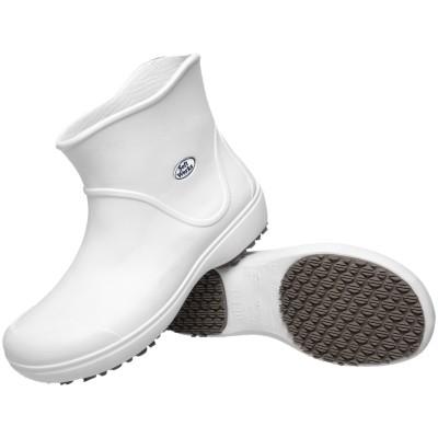 Calçado Profissional Antiderrapante Soft Works Branco 85