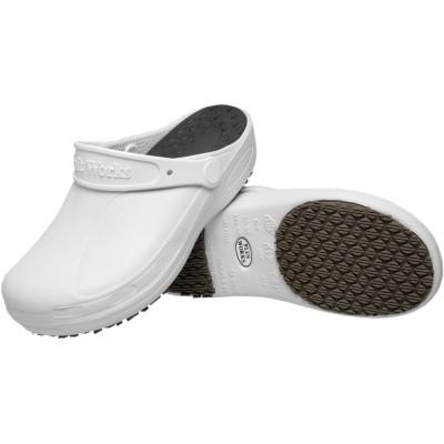 Calçado Profissional Antiderrapante Soft Works Branco 90