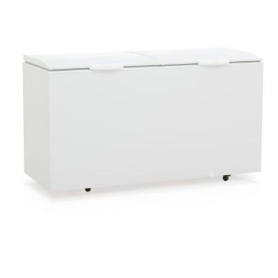 Freezer Horizontal 532L dupla ação 2 tampas Gelopar