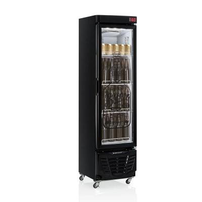 Cervejeira 230L condensador estático Gelopar