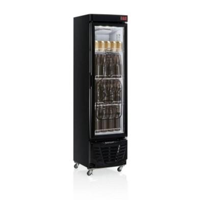 Cervejeira 230L Condensador Estático porta de vidro Gelopar