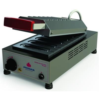 Máquina de Crepe Elétrica PRK-06 Progás