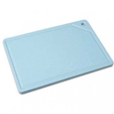 Placa de corte azul com canaleta 15mmx300mmx500mm Solrac